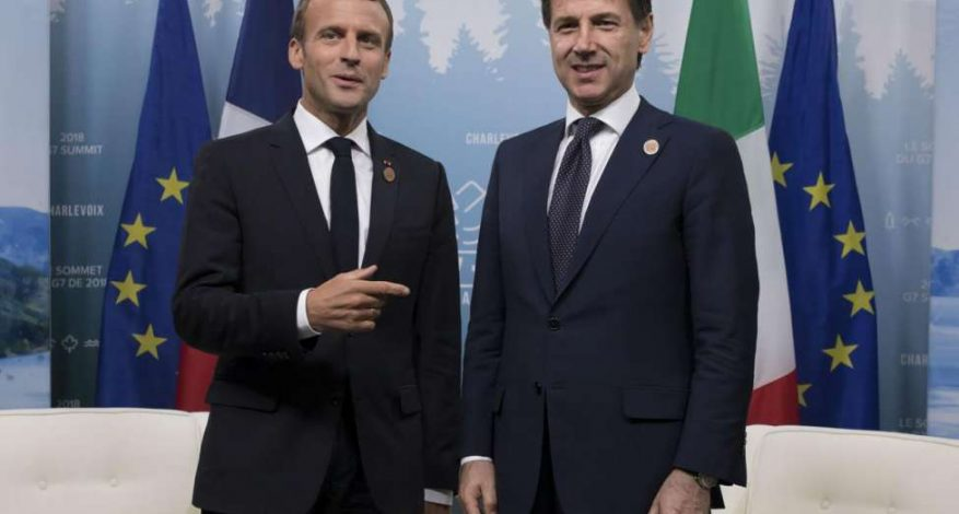 tensioni italia francia