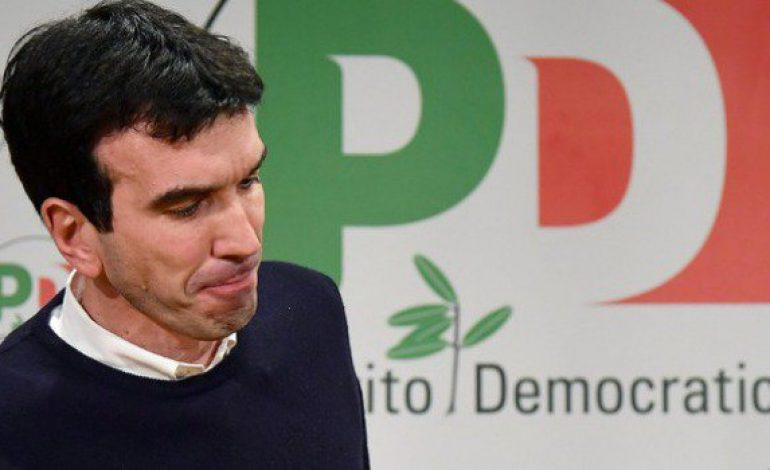 Pd in piazza a Roma